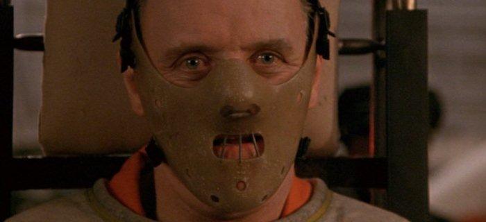 Hannibal Lecter podia ter usado uma máscara diferente em O Silêncio dos Inocentes