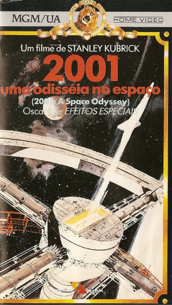 2001 – Uma Odisseia no Espaço (1968) | Boca do Inferno