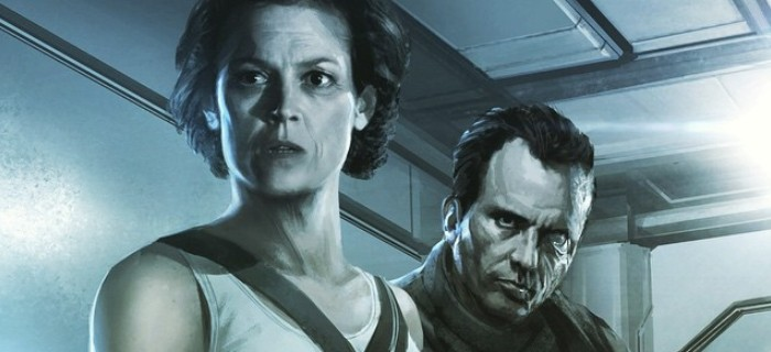 Alien (2015) 1