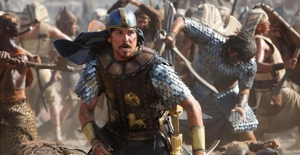 Junte Ridley Scott com Christian Bale, Ben Kingsley e
