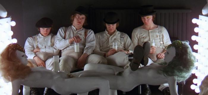 Laranja Mecânica (1971) (1)