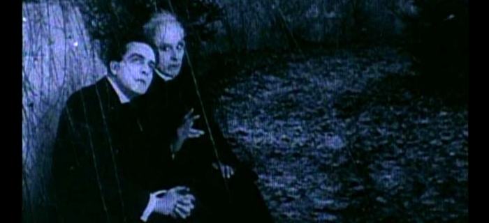 O Gabinete do Dr Caligari (1920) (1)