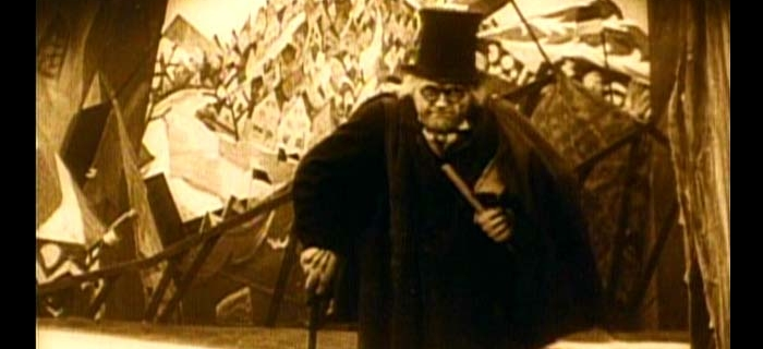 O Gabinete do Dr Caligari (1920) (2)