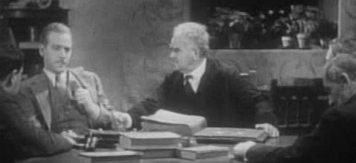 O Morcego Vampiro (1933) (6)