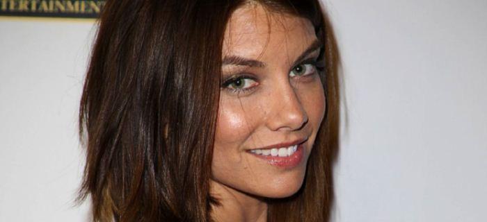 Atriz é mais conhecida por viver Maggie em The Walking Dead