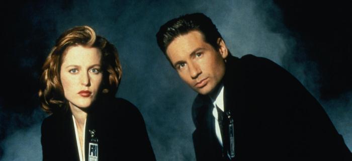 Arquivo X (1993)