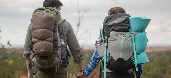 Casal perdido entra em território de ursos em Backcountry