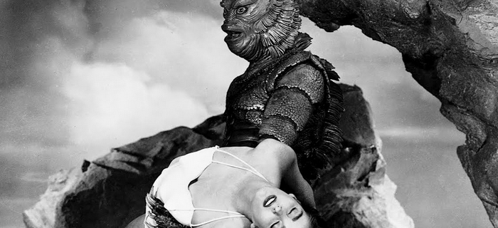 O Monstro da Lagoa Negra (1954) (1)