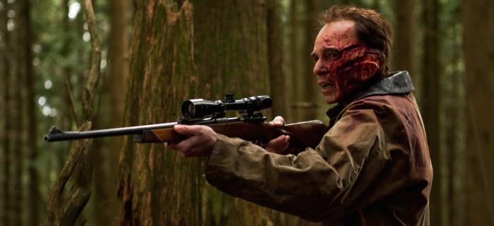 Billy Bob Thornton vive caçador na produção