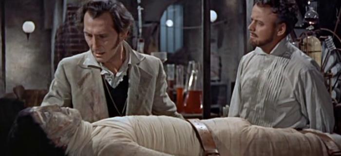 A Maldição de Frankenstein (1957) (1)