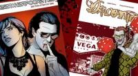 Campanha de financiamento coletivo foi criada para lançar as HQs Ozman: Harpocrates e Draconian: Viva Las Vegas!