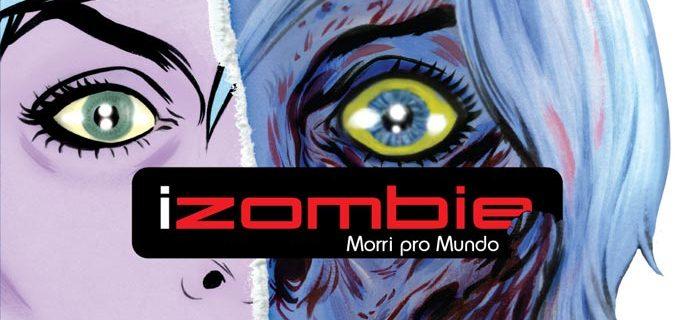 iZombie foi criada por Chris Roberson e Michael Allred
