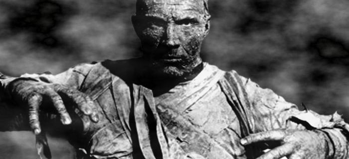 A Mão da Múmia (1940)