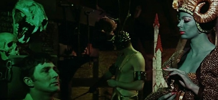 A Maldição do Altar Escarlate (1968) (4)