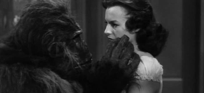 A Noiva e a Besta (1958) (2)