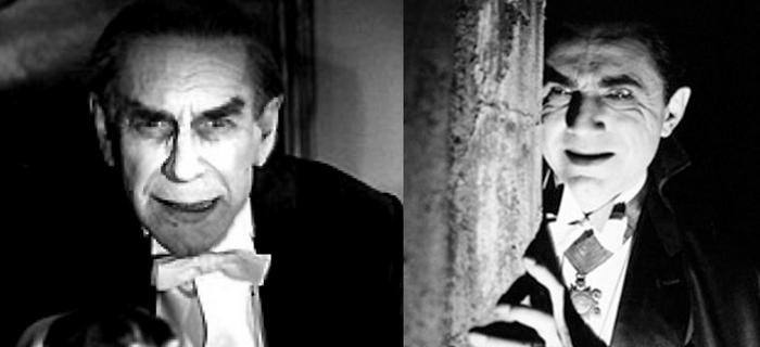 Martin Landau / Bela Lugosi