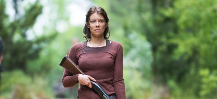Uma das heroínas de The Walking Dead terá que encarar um boneco vivo!