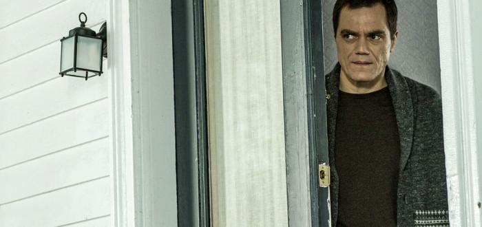 Michael Shannon é um dos protagonistas da trama.