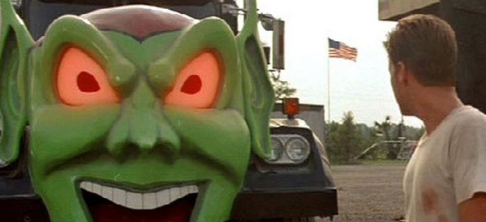 Comboio do Terror (1986)