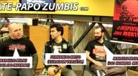 Marcelo Milici, Fernando Brito e Marcos Brolia falam sobre clássicos de zumbis no cinema!