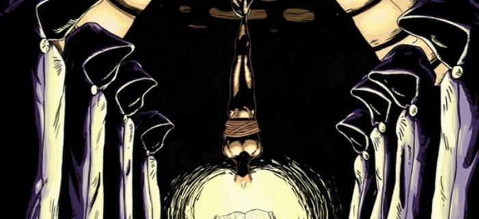 Confraria do Horror - v.1 é o primeiro livro lançado pela Barbohouse