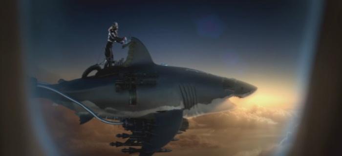 Sky Sharks (2017)