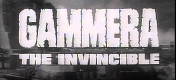 Gammera (1966) (1)