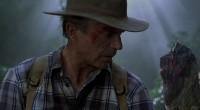 O ator Sam Neill foi visto chegando aos sets de filmagem, o que pode indicar um retorno de seu personagem!