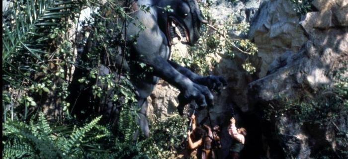 O Mistério da Ilha dos Monstros (1981)