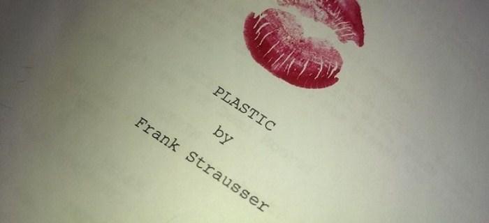 Página no Facebook traz apenas a capa do roteiro do filme