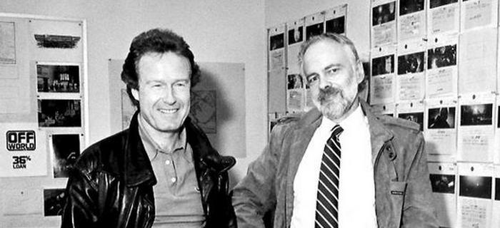 Ridley Scott e Philip K.Dick