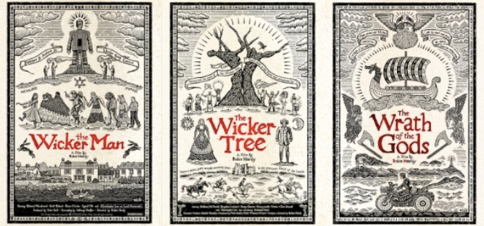The Wicker Trilogy
