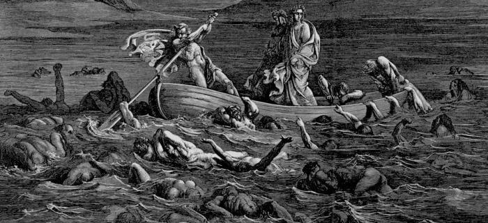 Warner vai desenvolver adaptação de O Inferno de Dante