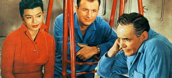 A Primeira Espaçonave em Vênus (1960) (2)