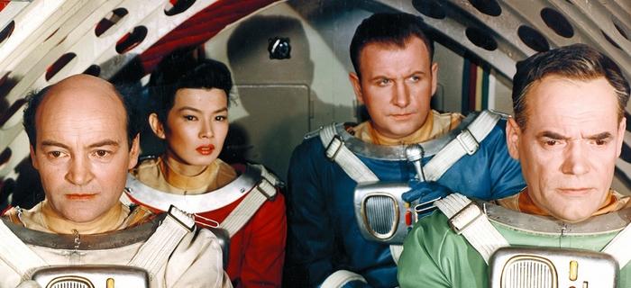 A Primeira Espaçonave em Vênus (1960) (1)