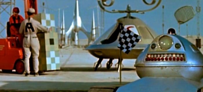 A Primeira Espaçonave em Vênus (1960) (3)