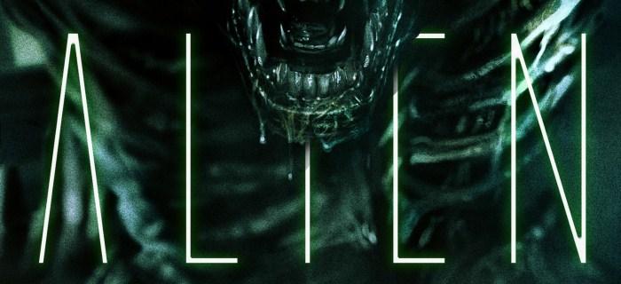 Alien - novelização (2015)