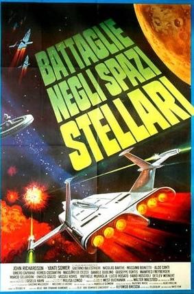 Batalha no Espaço Estelar (1977)