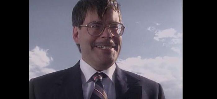 Stephen King curtiu os efeitos especiais!