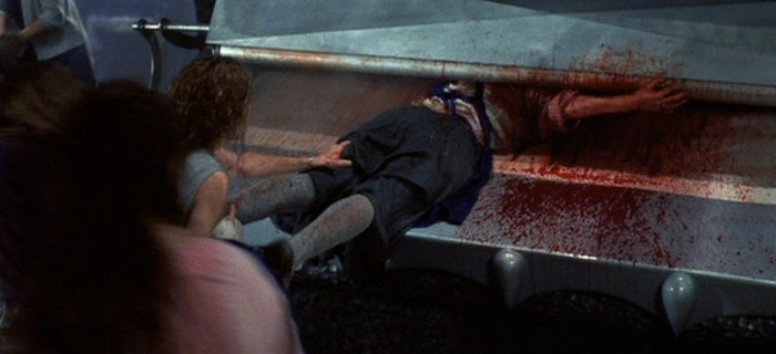 Mangler, O Grito de Terror (1995)