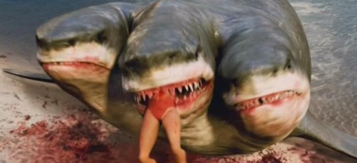 O Ataque do Tubarão de Três Cabeças (2015) (4)