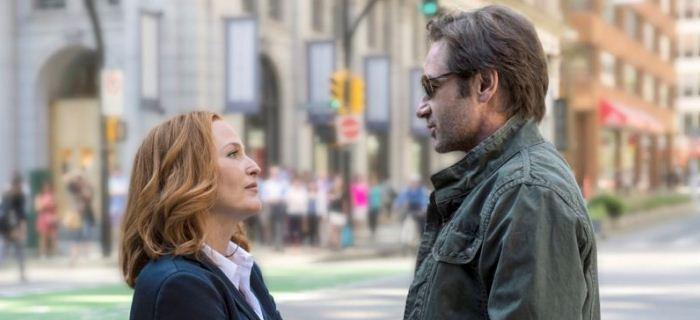 Gillian Anderson e David Duchovny voltam como Dana Scully e Fox Mulder