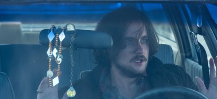 Landon Liboiron é um dos protagonistas da série
