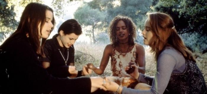 Jovens Bruxas (1996)