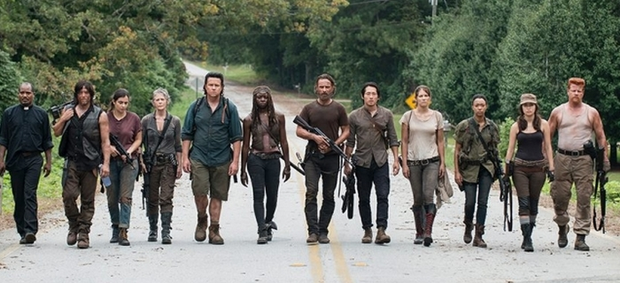 The Walking Dead - 5ª Temporada (2014/2015)