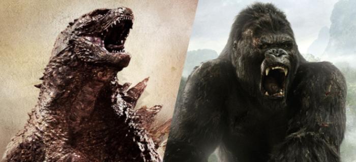 Antes de 2020, Godzilla e king Kong ainda ganharão filmes separados