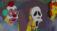Diferente do tradicional Treehouse of Horror, Halloween of Horror se passa no próprio universo dos Simpsons
