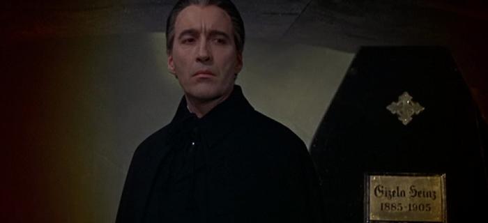 Drácula, o Perfil do Diabo (1968)