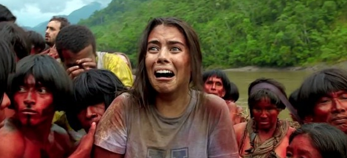 The Green Inferno (2013) (2)