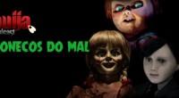 A equipe do Ouija se reuniu para discutir os bonecos mais malvados do cinema